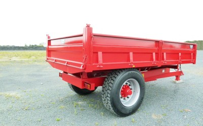 13 X 7ft 8″ x 20 New Trailer