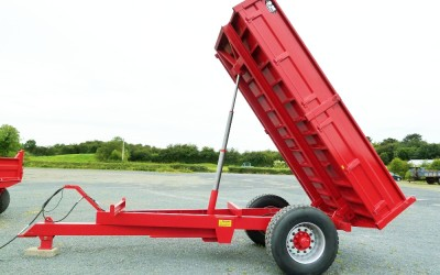 14 x 7ft 8″ X 20″ New Trailer